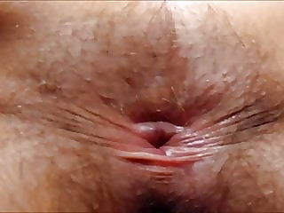 Hairy Spreading Videos