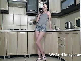 Hairy Brunette Videos